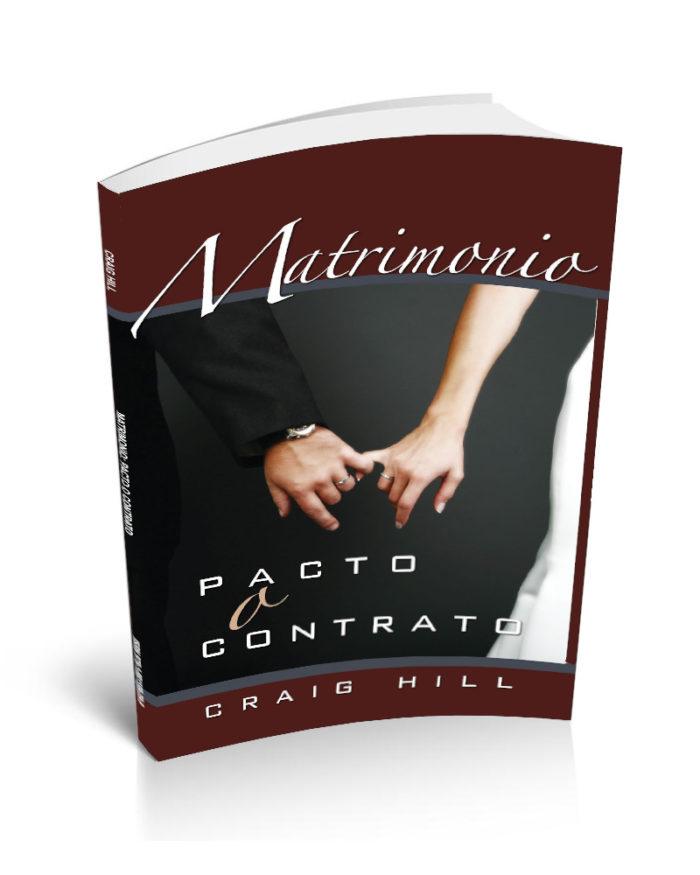 Matrimonio pacto o contrato