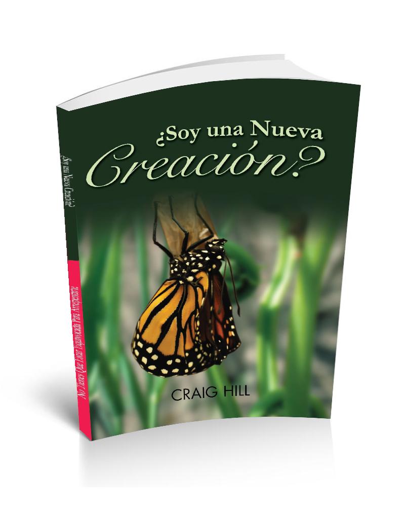 Libro Soy una nueva creación