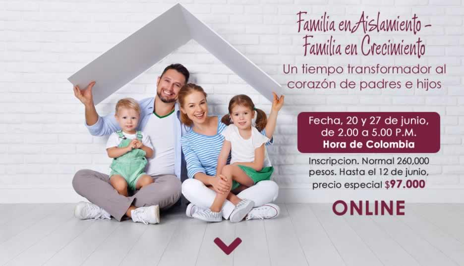 Familia en Aislamiento-Familia en Crecimiento