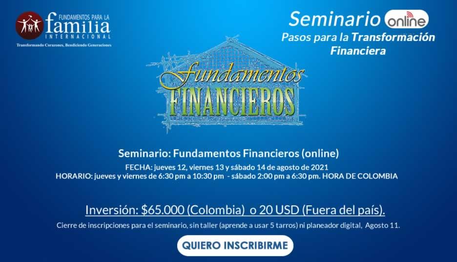 Pasos para la transformación financiera